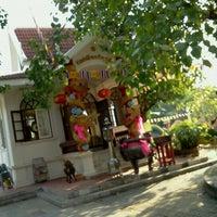 Photo taken at Wat Luang Por Opasee by Noppakrit O. on 1/16/2011