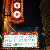 Photo taken at CONAN Chicago @ Chicago Theater by Matt S. on 6/16/2012