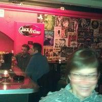 Photo taken at Bar 45 by Miroslav G. on 12/1/2011