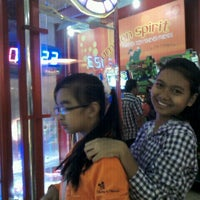 Photo taken at Timezone by Desi A. on 8/23/2012