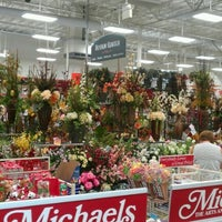 Photo taken at Michaels by Felix G. on 10/22/2011