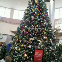 Photo taken at Walt Whitman Shops by Meredith A. on 12/12/2011