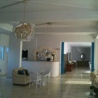Photo taken at Chryssana Beach Hotel by Minas L. on 5/11/2012