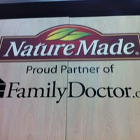 Photo taken at NatureMade Vitamin (Booth 127) by superJennifer on 3/10/2012