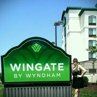 Photo taken at Wingate by Wyndham Richmond Short Pump by Anna I. on 7/27/2011