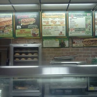 Photo taken at SUBWAY by Spencer T. on 9/7/2011