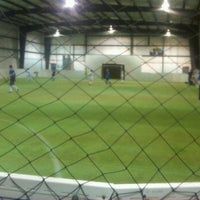 Photo taken at Indiana Soccer Academy by Bill S. on 1/21/2012