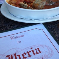 Photo taken at Iberia Tavern & Restaurant by Andrea D. on 5/31/2012