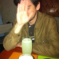 Photo taken at Bar 105 by Hugo A. on 10/23/2011