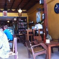 Photo taken at Art cafe by La on 1/17/2012