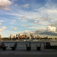 Photo taken at East River Esplanade by Jenny L. on 8/16/2011