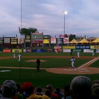 Photo taken at PeoplesBank Park by John A. on 5/1/2012