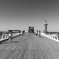 Photo taken at Scheveningse Pier by Jonne K. on 8/18/2012