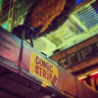 Photo taken at comic strip live by Corey W. on 8/19/2012