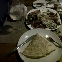 Photo taken at Bercy Village - Crepes e Saladas by Otavio L. on 9/7/2012