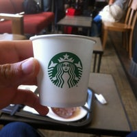 Photo taken at Starbucks by Micka on 7/9/2012