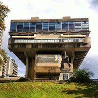Photo taken at Biblioteca Nacional by Pedro P. on 5/12/2012