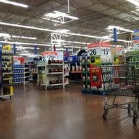 Photo taken at Walmart Supercenter by Nathaniel on 8/8/2012