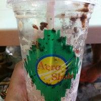 Photo taken at Aero Shake by Rhyana P. on 4/28/2012