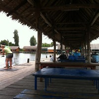 Photo taken at Bung Sam Ran Fishing Park by Nicky S. on 8/3/2012