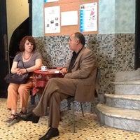 Photo taken at Salle Hambra by Sofiane C. on 5/4/2012