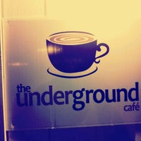 Photo taken at Underground Cafe by Kurt S. on 3/10/2012