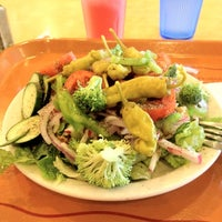Photo taken at Souplantation by Jerry on 9/4/2012
