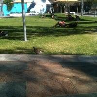 Photo taken at Northbridge Piazza by Luke K. on 3/28/2012