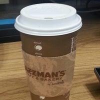 Photo taken at Jazzman's Cafe by Kiana L. on 8/28/2012