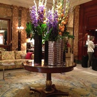 Photo taken at Hôtel Westminster by Nataliya on 7/22/2012