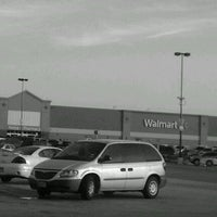 Photo taken at Walmart Supercenter by Tonya L. on 6/18/2012