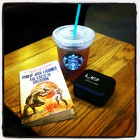 Photo taken at Starbucks by Bentley on 7/20/2012