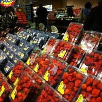 Photo taken at Wegmans by Kevin J. on 4/22/2012