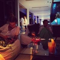 Photo taken at Adriana, hvar spa hotel by Рина on 9/3/2012