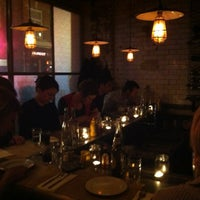Photo taken at Spuntino by Max S. on 4/13/2012