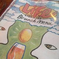 Photo taken at Life Cafe 983 by Jadi D. on 7/8/2012