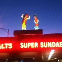 Photo taken at Superdawg Drive-In by E S. on 6/26/2012