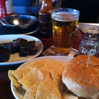 Photo taken at Rudolphs Bar-B-Que by Mpls D. on 4/11/2012