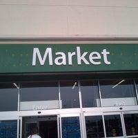 Photo taken at Walmart Supercenter by Matthew R. on 7/5/2012