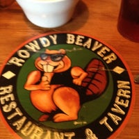 Photo taken at Rowdy Beaver by Jennifer P. on 9/3/2012