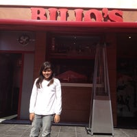 Photo taken at Bilio's by Bea G. on 3/19/2012