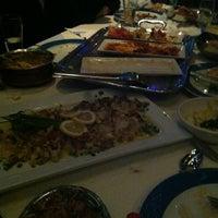 Photo taken at Al Sanbok Restaurant by Said D. on 5/6/2012