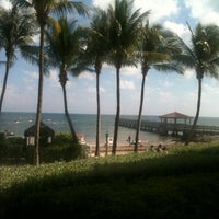 Photo taken at Casa Marina, A Waldorf Astoria Resort by Peter F. on 8/19/2012