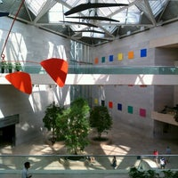 Photo taken at National Gallery of Art - East Building by Orlando D. on 8/17/2012
