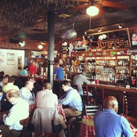 Photo taken at Huey's Restaurant by Adam L. on 3/9/2012
