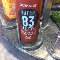 Photo taken at Quiznos by Gary H. on 4/28/2011