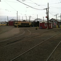 Photo taken at Shore Line Trolley Museum by Mike H. on 12/27/2011