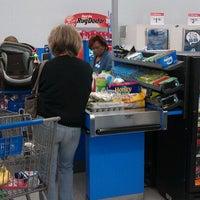 Photo taken at Walmart Supercenter by Kurt K. on 3/31/2012