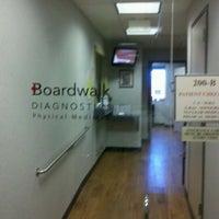 Photo taken at Boardwalk Diagnostics Center by Brandie C. on 9/20/2011
