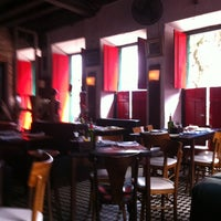 Photo taken at Margarida Cafe by Marcelo Alexandre on 9/8/2011
